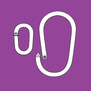 Oval Pop Ring